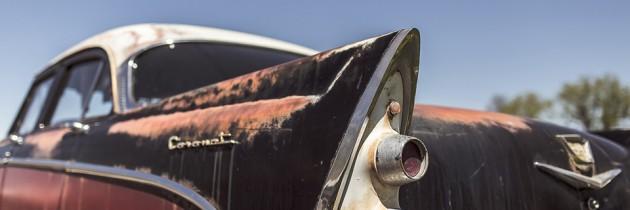 Se lancer dans la restauration d'une vieille voiture