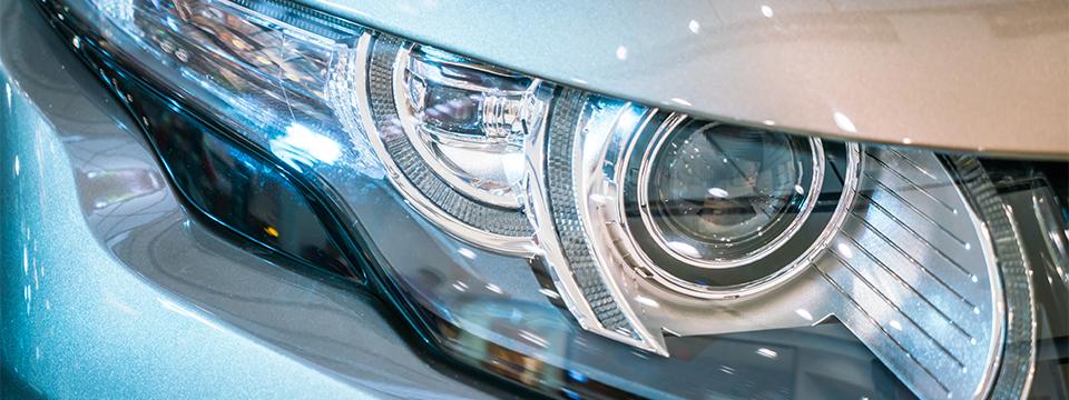 Film de protection pour feux et phares de voiture
